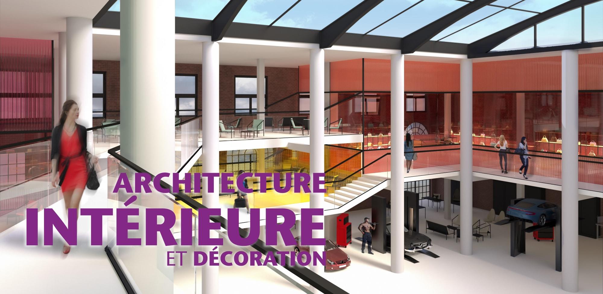 Architecte D Intérieur Brest creapole - le cursus architecture intérieure et décoration